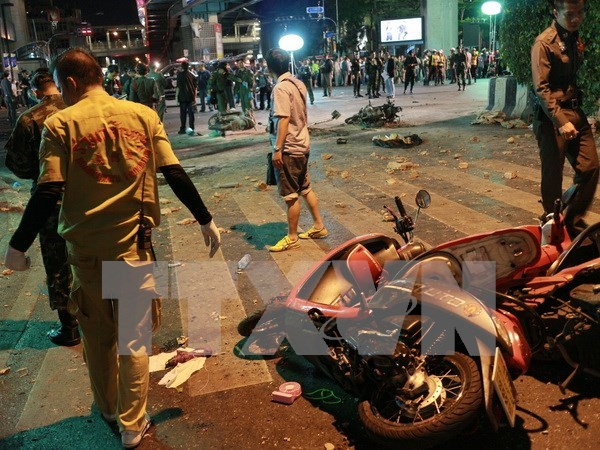 Attentat de Bangkok : l'instigateur suppose aurait fui au Bangladesh hinh anh 1