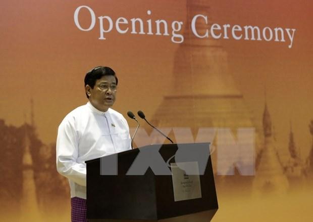 Le Myanmar souligne le role de la sub-region du Mekong pour l'economie de l'ASEAN hinh anh 1