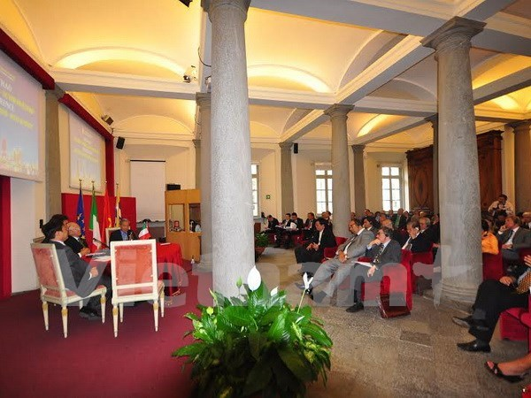 Ho Chi Minh-Ville : promotion du commerce a Turin hinh anh 1