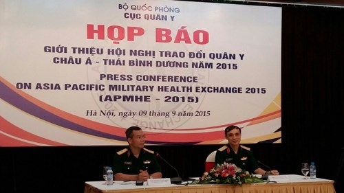 Asie-Pacifique: la medecine militaire a l'heure de la cooperation globale hinh anh 1