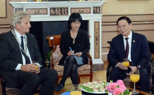 Hanoi et Amsterdam cultivent leurs relations hinh anh 1