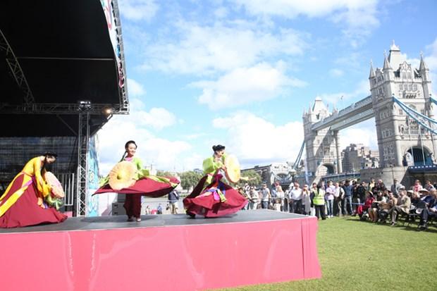 Vu Van Ninh inaugure le festival Vietnam Discovery au Royaume-Uni hinh anh 3