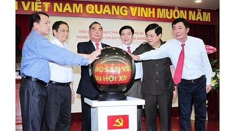 Inauguration du site web sur le XIIe Congres du PCV hinh anh 1