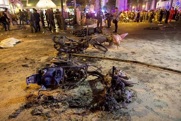 Attentat de Bangkok : mandat d'arret contre un Pakistanais hinh anh 1