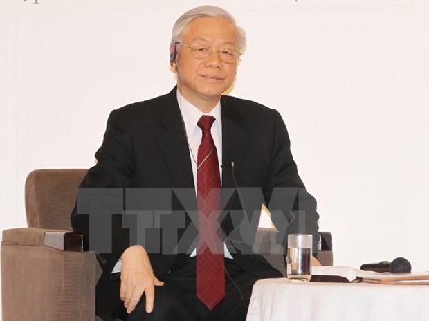 Le Vietnam et le Japon œuvrent pour la paix et la prosperite en Asie hinh anh 1