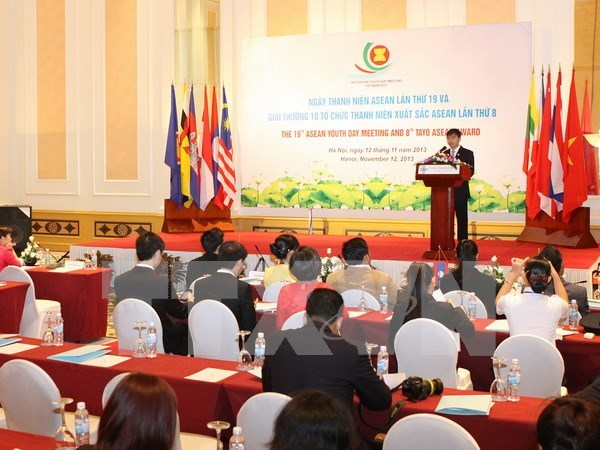 Forum des jeunes aseaniens a Ho Chi Minh-Ville hinh anh 1