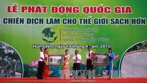 Le Vietnam agit pour un environnement rural durable hinh anh 1