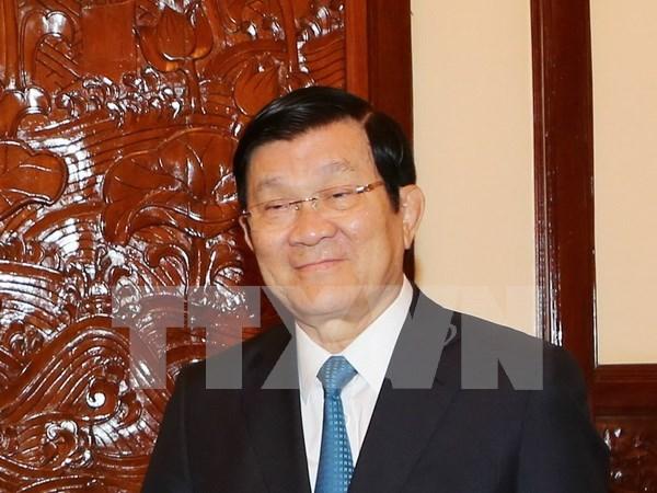 Le president du Vietnam participera au Sommet de l'ONU et visitera Cuba hinh anh 1