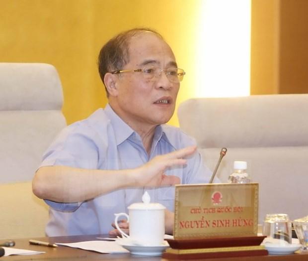 Le Comite permanent de l'AN discute du plan d'audit pour 2016 hinh anh 1