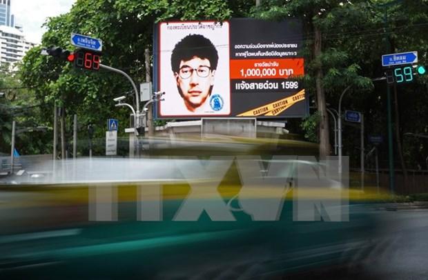 Huit nouveaux suspects dans l'attentat de Bangkok hinh anh 1