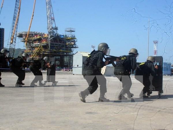 Seminaire international sur le terrorisme et la reaction internationale hinh anh 1