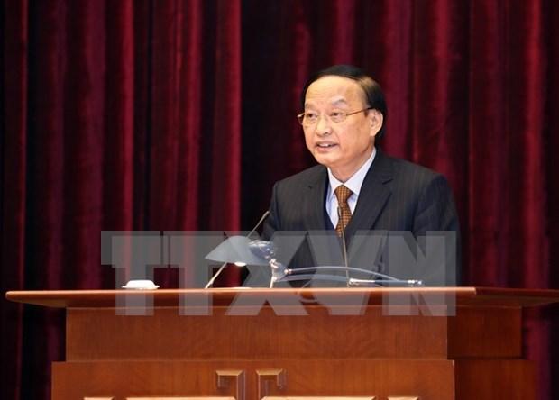 Congres des organisations du PCV pour Can Tho et Bac Ninh hinh anh 2