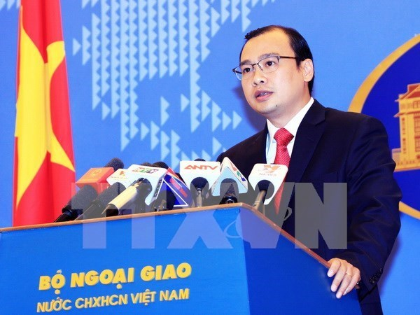 Mer Orientale : le Vietnam proteste contre un nouveau plan chinois hinh anh 1