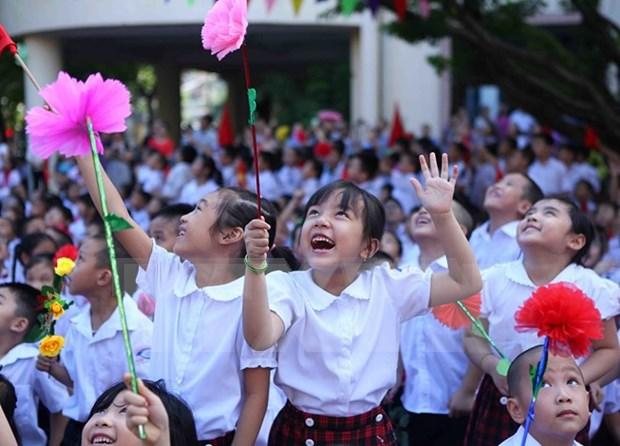 L'ONU apprecie les acquis du Vietnam dans la realisation des OMD hinh anh 1