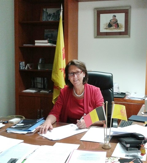 Le Vietnam est un «pays partenaire prioritaire» dixit la deleguee Wallonie-Bruxelles hinh anh 1