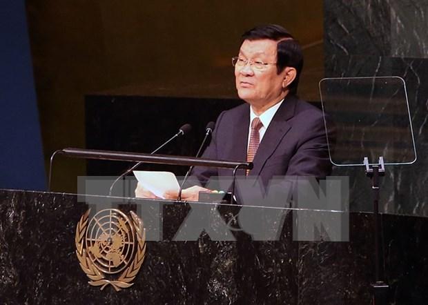 Le Vietnam expose sa vision, l'ONU adopte un programme audacieux hinh anh 1