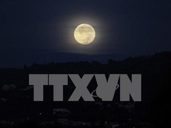 Fete de la mi-automne : la Super Lune au rendez-vous hinh anh 1