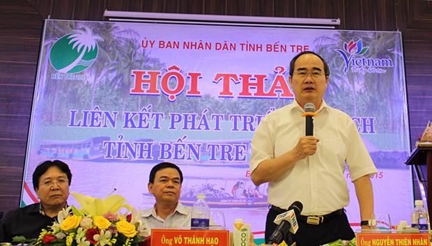 Renforcer la connexion pour developper le tourisme dans le delta du Mekong hinh anh 1