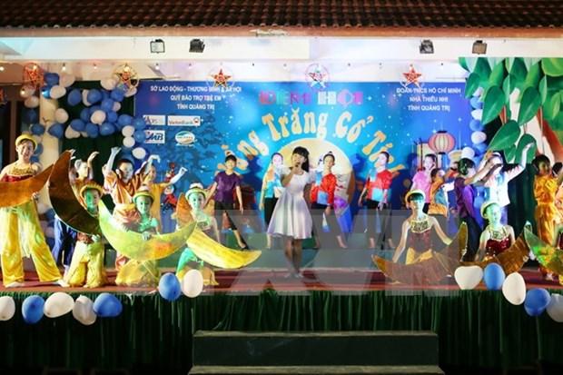 Les voeux du president vietnamien pour la Fete de la mi-automne hinh anh 1