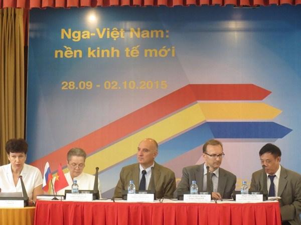 Nouvelle phase du projet « Russie-Vietnam : Nouvelle economie » hinh anh 1