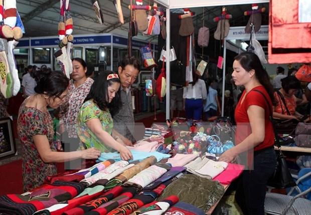 Festival culturel, touristique et des villages de metiers traditionnels de Hanoi 2015 hinh anh 1