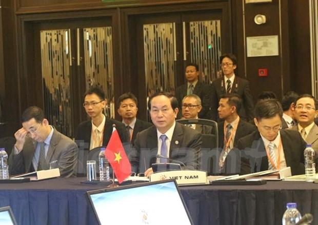 Conference de l'ASEAN+3 sur la lutte contre la criminalite transnationale hinh anh 1