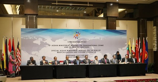 L'ASEAN : cooperation contre la criminalite transnationale hinh anh 1
