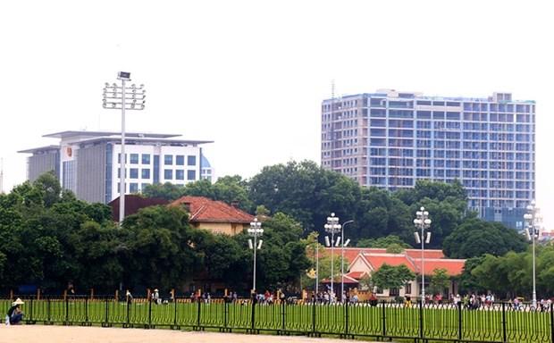 Un projet d'edifice au cœur de Hanoi dans le viseur hinh anh 2