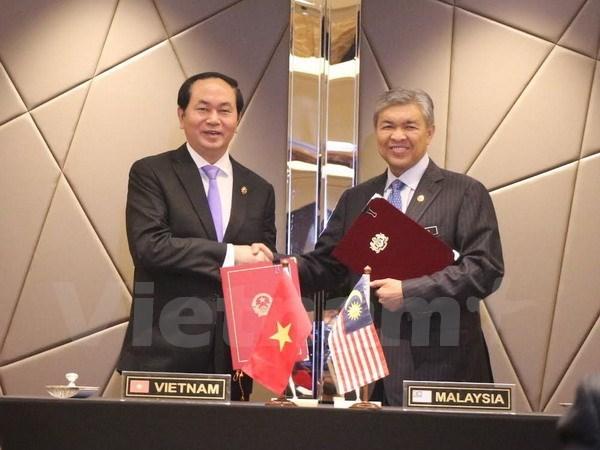 Vietnam - Malaisie: renforcer la cooperation dans la lutte contre la criminalite transnationale hinh anh 1