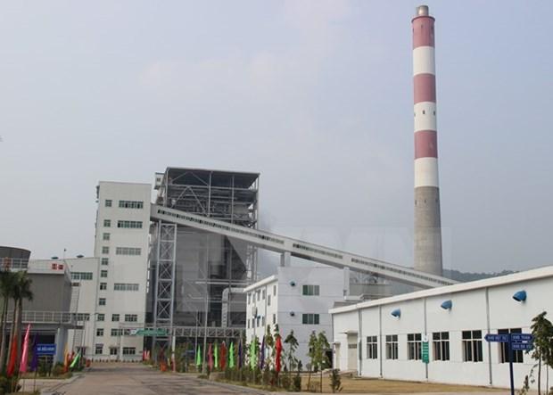 Mise en chantier de la centrale thermoelectrique de Quynh Lap 1 a Nghe An hinh anh 1