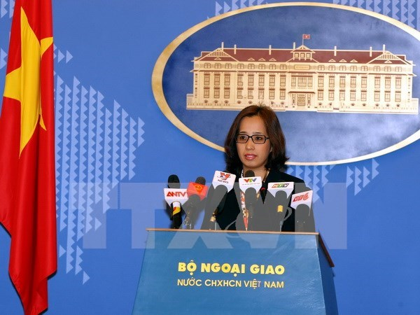Le Vietnam critique vivement les allegations nuisibles aux relations vietnamo-cambodgiennes hinh anh 1