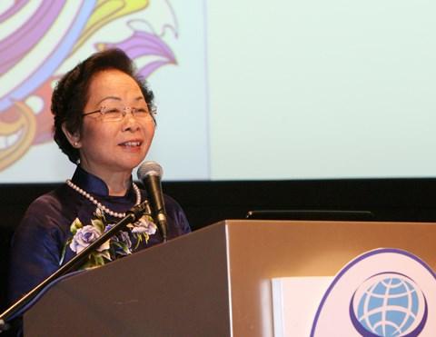 Conference sur le 9eme congres national d'emulation patriotique hinh anh 1