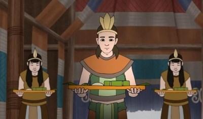 Une serie d'animation sur l'histoire du Vietnam de 2.000 episodes hinh anh 1