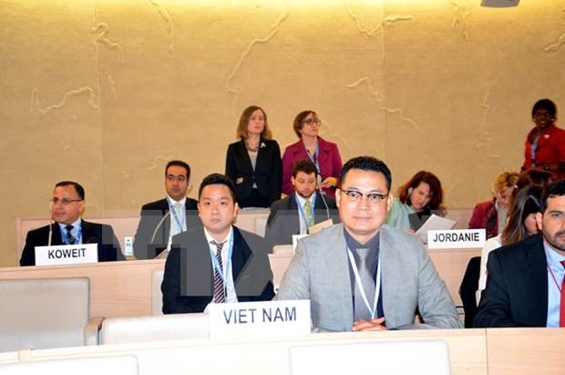 Le Vietnam soutient le dialogue et la cooperation internationale hinh anh 1