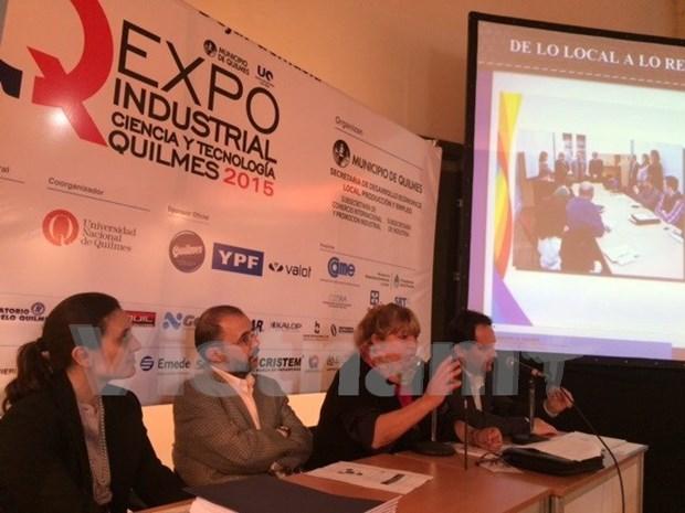 Des entreprises argentines s'interessent aux marchandises vietnamiennes hinh anh 1