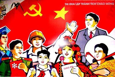 Le projet de documents du Congres du PCV et l'exigence d'edification d'un Parti sain et puissant hinh anh 1