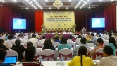 Le developpement du «chu quoc ngu» et ses contributions a la culture vietnamienne hinh anh 1