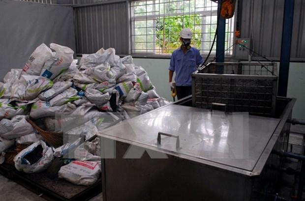 Inauguration de la plus grande usine de traitement des dechets du Nord-Ouest hinh anh 1