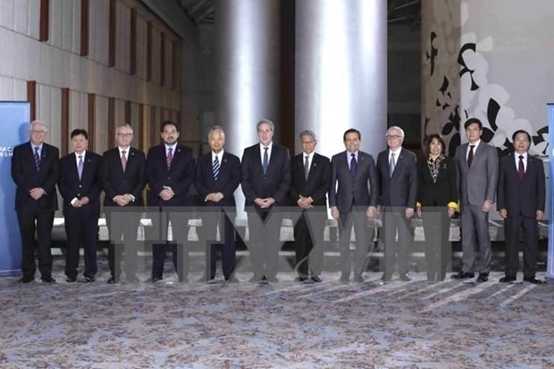 Les negociations du TPP sont achevees hinh anh 1