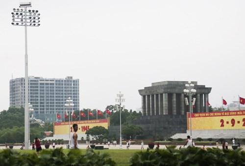 Le projet d'edifice a Ba Dinh devra se mettre en regle hinh anh 1