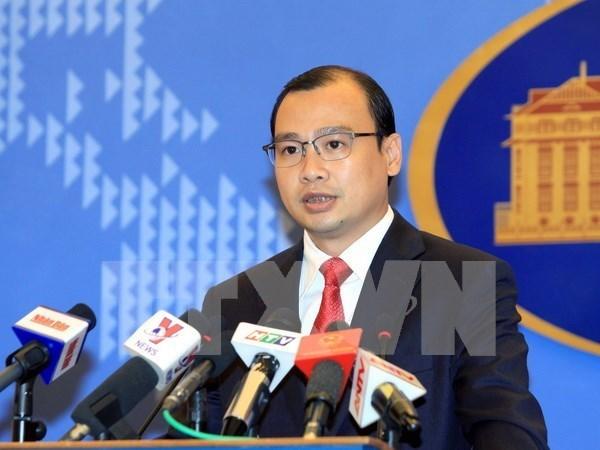 Le porte-parole parle de la protection des ressortissants vietnamiens hinh anh 1