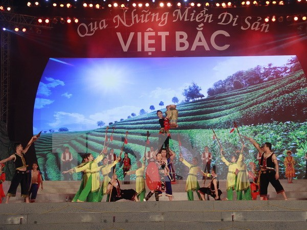 Ouverture du 7e programme « A travers les patrimoines du Viet Bac » hinh anh 1