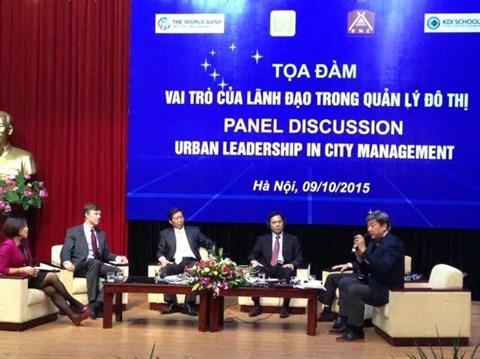 Forte pression du processus d'urbanisation sur les grandes villes hinh anh 1