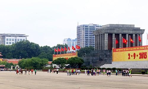 Le ministere de la Construction categorique sur le projet d'edifice a Ba Dinh hinh anh 1