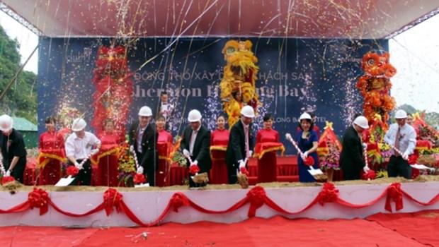 Quang Ninh: mise en chantier d'un hotel de cinq etoiles hinh anh 1