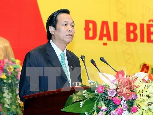 Valoriser le role de noyau politique des organisations du Parti hinh anh 1
