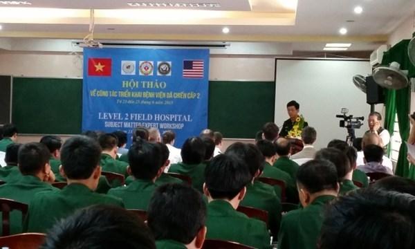 Le Vietnam actif dans les missions de maitien de la paix de l'ONU hinh anh 2