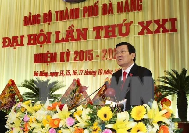 Edifier une ville de Da Nang riche, belle, paisible, civilisee et moderne hinh anh 1