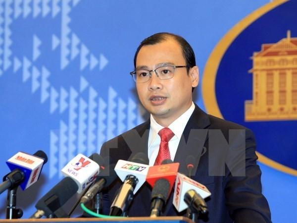 Le Vietnam reaffirme sa souverainete sur l'archipel de Hoang Sa hinh anh 1