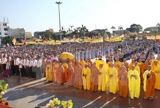 La liberte religieuse est bien garantie au Vietnam hinh anh 1